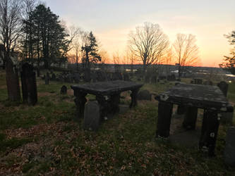 Burial Grounds 3 Stock by AliDee33