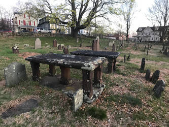 Burial Grounds 4 Stock by AliDee33