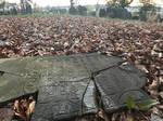 Shattered Gravestone Stock by AliDee33