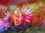 Couples Fae Competition by AliDee33