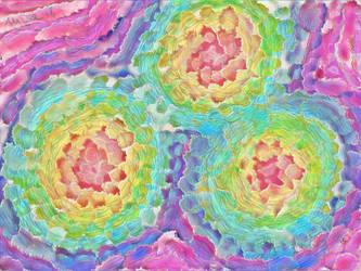 Microscopic Rainbows by AliDee33