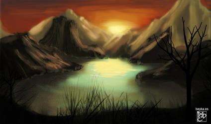 swamp by Beyka