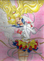 Eternal Sailor Moon by Amyranth