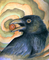Raven by j-alex-darr