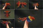 chaquira macaw by freetobe