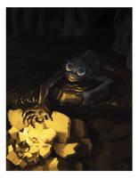 Gollum by aisleenromano