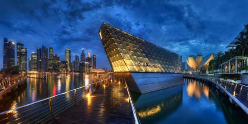 Bay of Luxury by Draken413o
