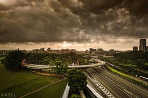 Storm Rise by Draken413o