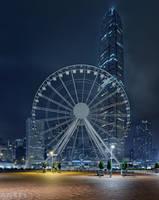 CENTRAL HK by Draken413o