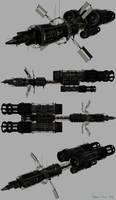 Big Spaceship by Cranimation