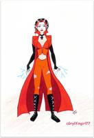 Scarlet Witch by Gryffingirl77