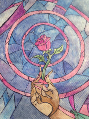 A Single Rose by buffydoesbroadcast
