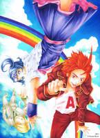 Rainbow by Balust