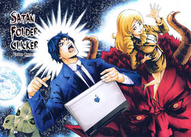 Satan Folder Clicker - Los Malditos by Balust