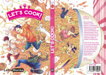 Let's cook cover by Balust