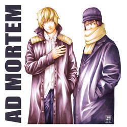 Ad Mortem - Sigurd and Emil by Balust