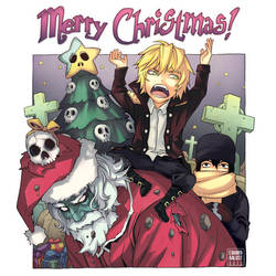 Merry Christmas 2015! by Balust