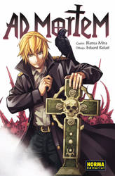 Ad Mortem cover by Balust