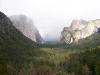 Yosemite by cartooner123