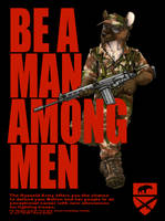 Recruiting poster by KalahariFox