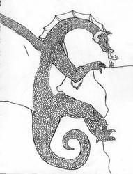 Dragon Kiss by Levriere