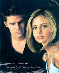 Buffy Angel by Feltsisch