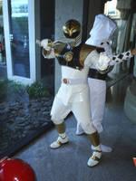 WHITE RANGER + WHITE RANGER BATTLE MODE! by Miiyamoto