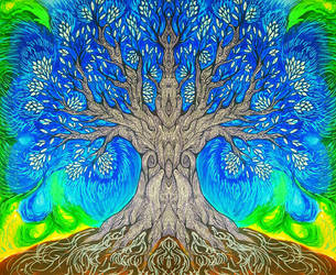 Tree of life by MisanthropicFraulein
