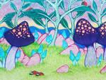 Muschroom Kingdom by TheMalunaExperience