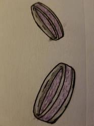 Haruka's and Yuki's rings by UmBoo616