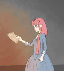 Haruka performs First Burn from Hamilton by UmBoo616