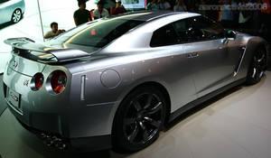 Nissan R35 GTR by aaronactive