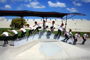 Skatemeet 3: Golder Sequence 1 by aaronactive