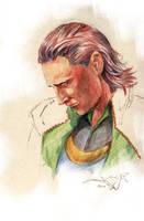 Loki by Tssuru