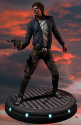 Captain Solo by RedHeretic