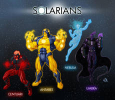 Solarians by RedHeretic
