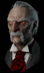 Dracula Vray Render by RedHeretic