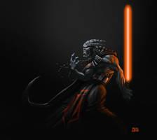Darth Volitus by RedHeretic