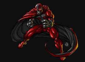 Red Heretic 2 by RedHeretic