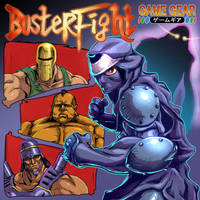 Buster Fight by kamiomutsu