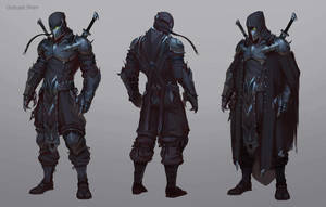 First Concept by AlekseyBayura