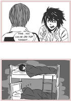 139 : Death Note : Light Tease by witegots