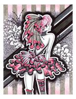 Pink Flower by Suzuka-B