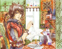 alchemist by depinz