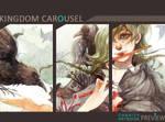 Kingdom Carousel Art Book Preview by depinz