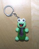 Ton Keychain by GlowingMember