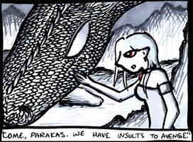 Comic Teaser In Marker 2 by GlowingMember