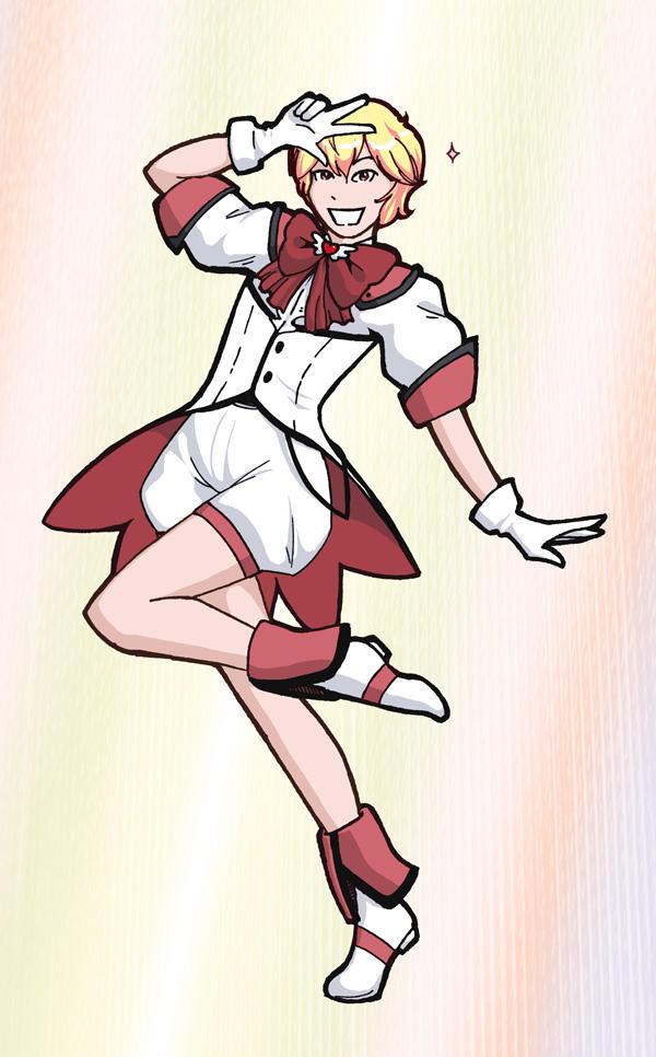 Battle Lover Scarlet by GlowingMember