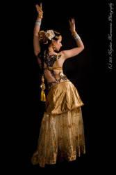 STOCK - Indian Tribal Fusion Dancer - Apsara 3 by Apsara-Stock