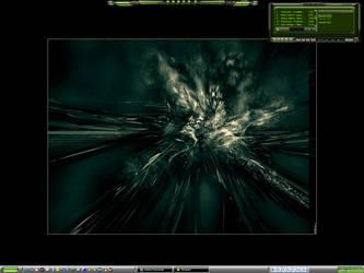 my new desktop by khim3ra